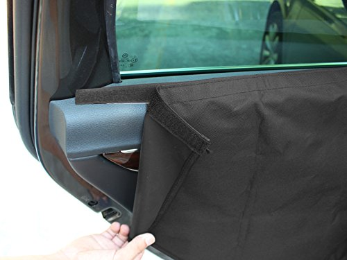Previous · / Next & Lotfancy Waterproof Dog Car Seat Cover with 2 Car Door Covers ... Pezcame.Com