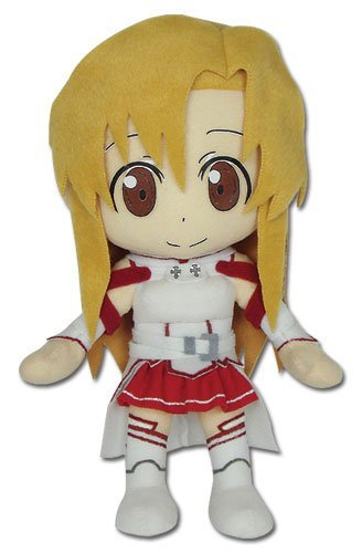 Great Eastern S.A.O. Sword Art Online Asuna 9″ Plush Doll image
