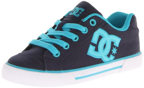 DC Women's Chelsea TX Fashion Sneaker,DC Navy/Horizon Blue,8