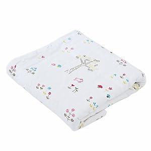 Auggie Everyday Blanket, Rabbit Patch