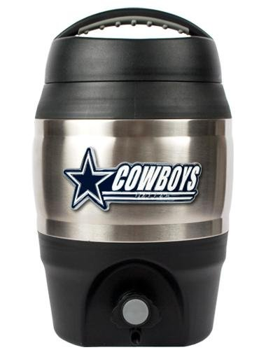 Dallas Cowboys - NFL 1 Gallon Tailgate Jug with Push Button Spout at Amazon.com