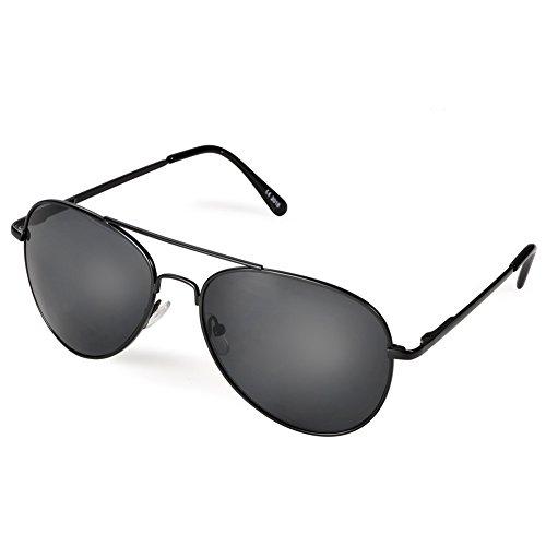 Duduma Premium Full Mirrored Aviator Sunglasses w/ Flash Mirror Lens Uv400