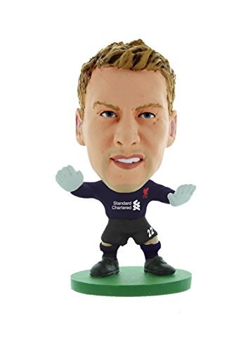 Official Liverpool FC Mignolet Soccerstarz - 2015 Edition - NEW! - 1