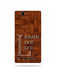 alDivo Premium Quality Printed Mobile Back Cover For Sony Xperia T2 Ultra / Sony Xperia T2 Ultra Back Case Cover (MKD219)