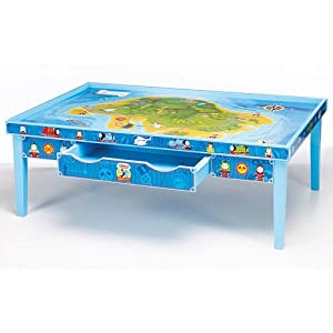 fisher price activity table instructions