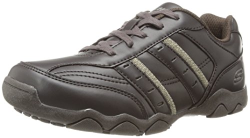 Big Boys Skechers Diameter Averie Athletic Shoes 11 M, Dark