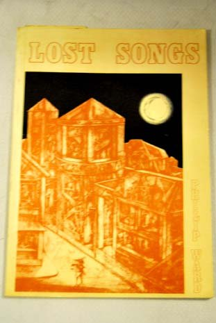 Lost Songs: Political and Other Poems