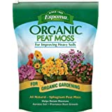 Espoma PTM8 8-Quart Organic Peat Moss (Tamaño: 8 quart)