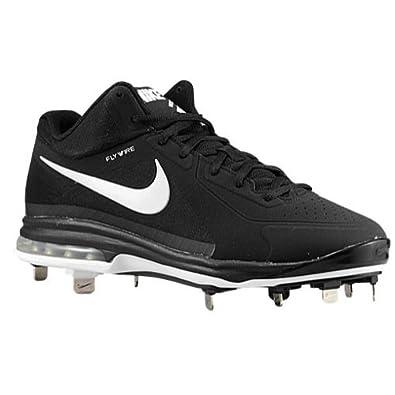 Nike Mens Air Max MVP Elite 3 4 Metal Baseball Cleats - Size: 11.5, Anthracite black... by Nike
