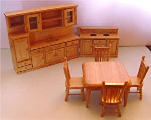 1/24TH SCALE DOLLS HOUSE KITCHEN