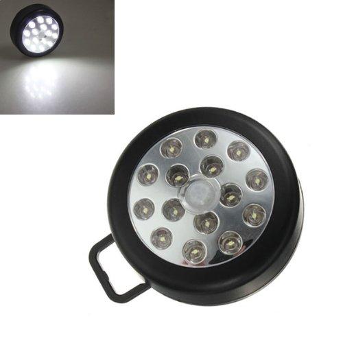 15Led Pir Auto Sensor Motion Detector Wireless Light White