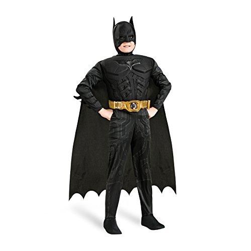 Kinderkostüm Batman - Helden Kostüm Kinder Heldenkostüm Batmankostüm Fledermaus Batmananzug Kinderbatman Fledermauskostüm