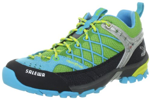 the latest 69000 fe984 Review SALEWA WS FIRE VENT 00-0000063117, Chaussures de randonnée femme -  TR-B1-Vert-226, ...