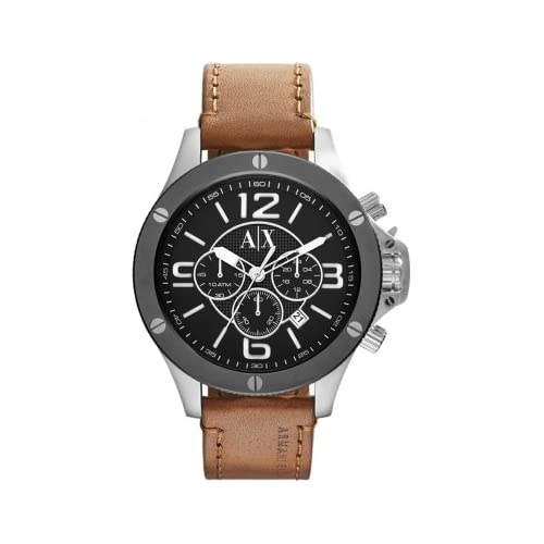 Discover the Top 20 Armani Exchange Mens Watches