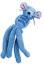 KONG Cat Wubba Cat Toy, Mouse