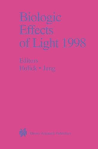 Biologic Effects Of Light, 1998