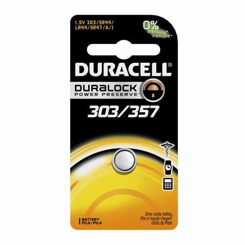 Duracell Watch Batteries - 1