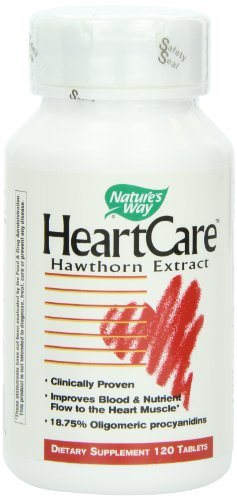 Nature's Way Heart Care , 120 Tablets