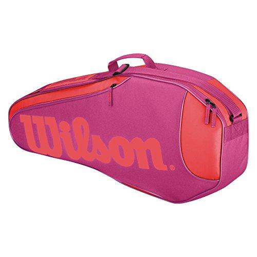 Wilson Burn Team Rush 3 Pack Pink Tennistasche