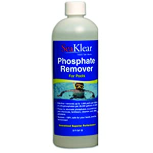 Commercial Phosphate Remover Swimming Pool Stain Removers Patio Lawn Garden