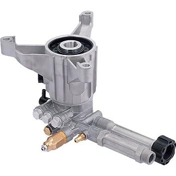 AR North America SRMW22G26-EZ Economy Axial Radial Drive Pump