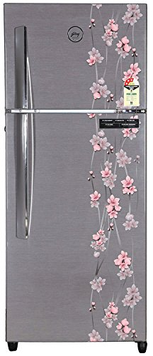 Godrej RT EON 241 P 4.3 241 Litres Double Door Refrigerator (Silver Meadow)