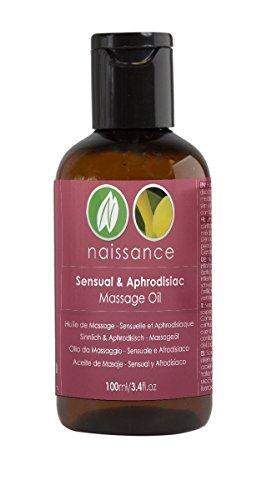 Olio da Massaggio - Sensuale e Afrodisiaco - 100ml