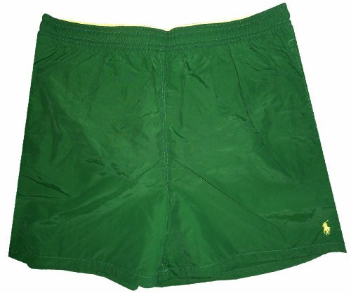 Men's Polo by Ralph Lauren Swimming Trunks Bathing Suit Big & Tall Size 2XB Green