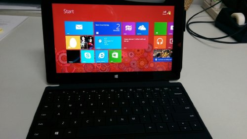 "Microsoft Surface Pro 128Gb Ssd Core I5 Digitizer Pen 10.6"" 1080P 1920X1080 Dual Camera Microsd"