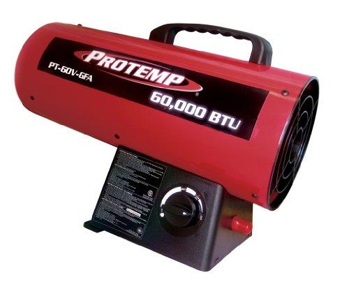 60,000 BTU Variable Propane Forced Air Heater (60 000 Btu Propane Heater compare prices)