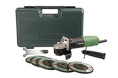 Hitachi G12SS2 5.1-Amp 4-1/2-Inch Angle Grinder