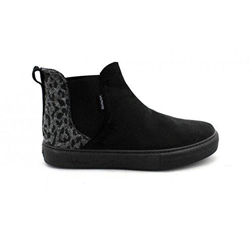 Victoria125046 - Sneaker unisex adulto , Nero (Noir (Negro)), 40
