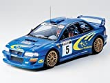 1/24 スポーツカー No.218 1/24 スバル インプレッサ WRC '99 24218