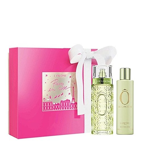 Lancome O De Lancome Eau De Toilette Spray 125ml Set 2 Parti 2016