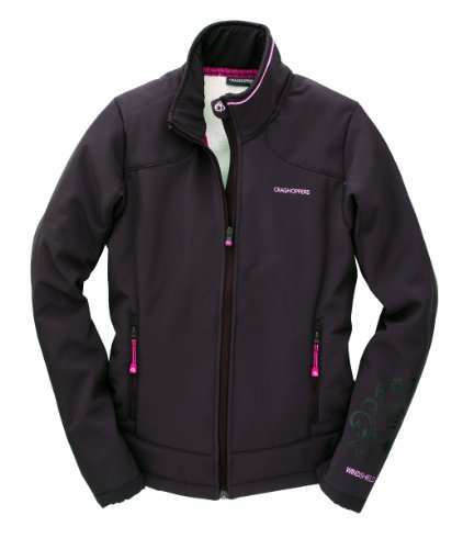 Craghoppers Women's Suldal Softshell Long Sleeve Soft Shell Jacket