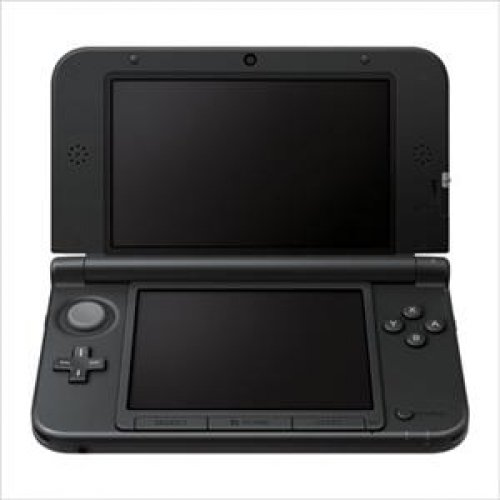 """Nintendo #Sprskkab 3Ds Xl System 4.9"""" Active Matrix Tft Color Lcd - Black - Dual Screen - 800 X 240 - 128 Mb Memory Digital Media Professionals Pica200 - Wireless Lan - Battery Rechargeable"""