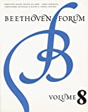 img - for Beethoven Forum, Volume 8 book / textbook / text book