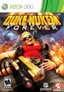 Duke Nukem Forever - Xbox 360 front-949294