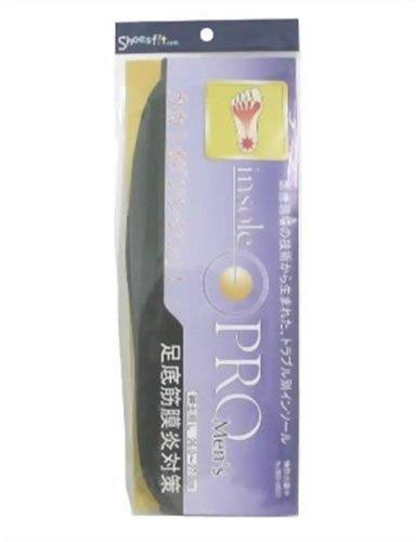 インソールプロ 足底筋膜炎対策インソール メンズL