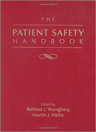 The Patient Safety Handbook