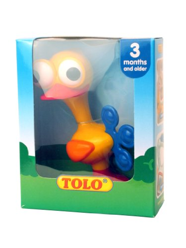 Tolo Toys Crazy Eyed Bird