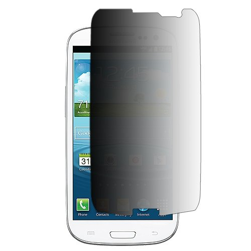 Cell Accessories For Less (Tm) Mirror Lcd Screen Protector For Samsung Galaxy S3 - By Thetargetbuys