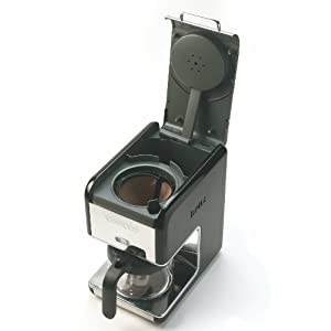 Kenwood CM024 kMix Coffee Maker Machine Black & Chrome BRAND NEW !! eBay