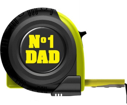 No.1 DAD Tape Measure