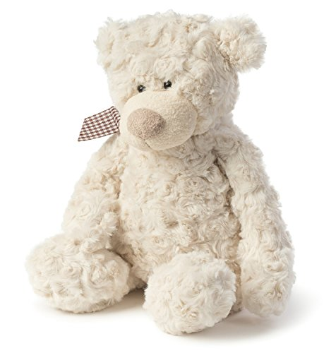 JOON-Freddy-Rosy-Plush-Teddy-Bear-Cream-12-Inches