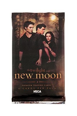 Twilight New Moon Trading Cards 6 Cards Per Pack