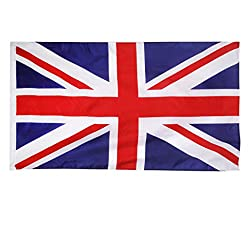 Generic Union Jack Flag England British United Kingdom UK Banner 150*90CM / 5*3FT