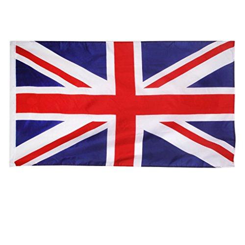 【ノーブランド品】イギリス 国旗 手旗 手回し旗 大きな旗 祭り パーティー 庭 装飾 イベント
