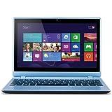 Acer Aspire V5-132P 11.6-inch Touchscreen Laptop (Blue) - (Intel Celeron 1GHz, 4GB RAM, 500GB HDD, WLAN, Webcam, Integrated Graphics, Windows 8.1)