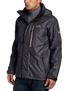 Craghoppers Bear Mountain Jacket,Small,Black